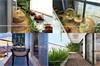 Mẫu thiết kế lan can kính cho căn hộ Duplex 98-102m2 chung cư Vinhomes Gardenia
