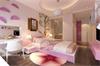 Ngỡ lạc chốn thần tiên với mẫu phòng ngủ màu hồng dành cho bé gái