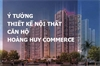 Tuyển chọn mẫu thiết kế nội thất chung cư Hoàng Huy Commerce đẹp, cao cấp tại Hải Phòng