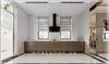 Tủ bếp chữ I cho không gian sống của gia đình thêm tiện nghi