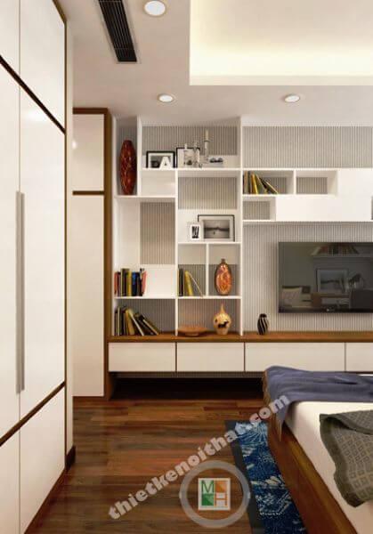 Thiết kế chung cư hiện đại tại Mandarin Garden Hòa Phát - Mr Thắng