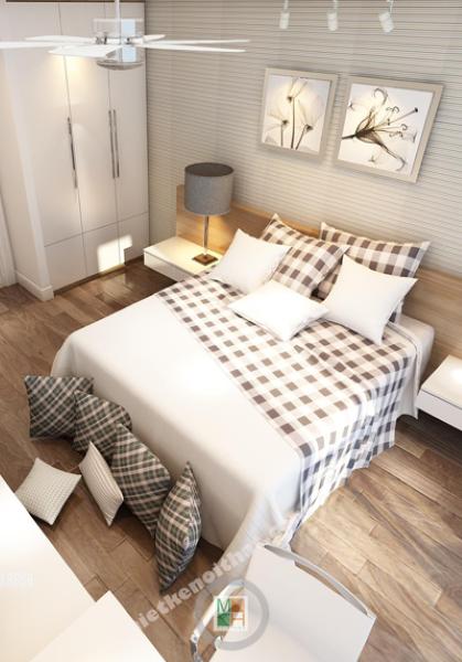 Thiết kế nội thất căn hộ chung cư Royal City cao cấp sang trọng - Chị Thắm