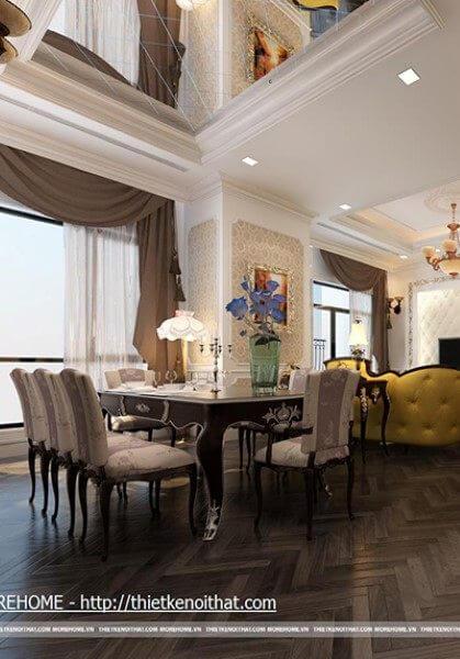 Thiết kế chung cư Royal City hiện đại - [Mr Hùng]