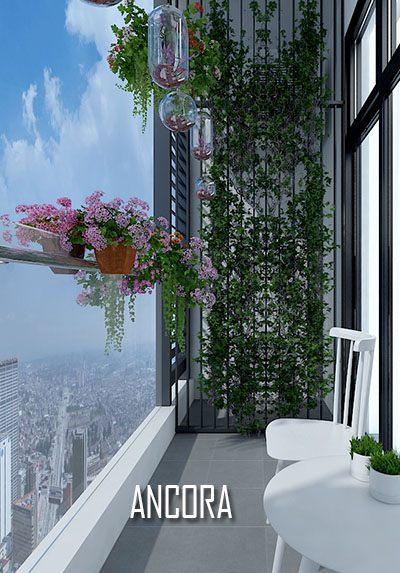 Thiết kế nội thất chung cư SUN GRAND CITY ANCORA hiện đại