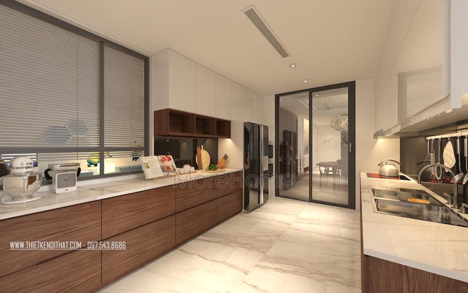 Thiết kế nội thất chung cư Grand City Thụy Khuê Hà Nội