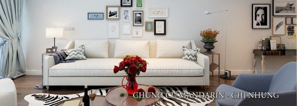 Thiết kế chung cư Mandarin Hòa Phát