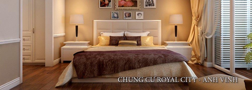 Thiết kế chung cư Royal City
