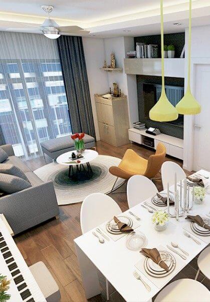 Thiết kế nội thất chung cư TimesCity - Nhà mr Quyền hiện đại
