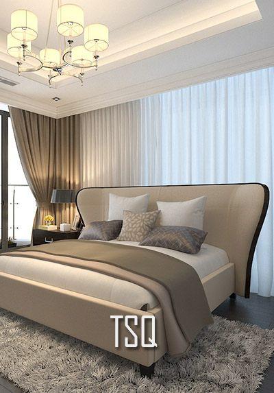 Thiết kế nội thất chung cư cao cấp TSQ - Anh Kiên