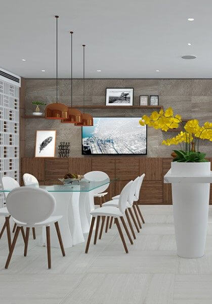 Thiết kế chung cư VINHOME Nguyễn Chí Thanh hiện đại- Chị Hồng