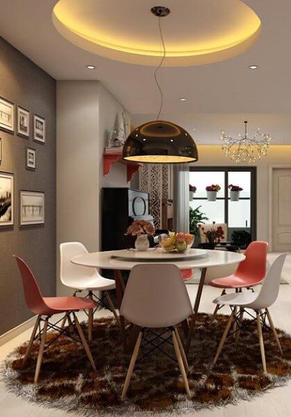 Thiết kế nội thất căn hộ chung cư Green Star hiện đại, trẻ trung