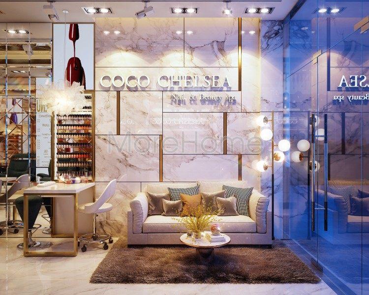 Những điều cần biết khi thiết kế tiệm Spa trong khách sạn đầy tinh tế và sang trọng