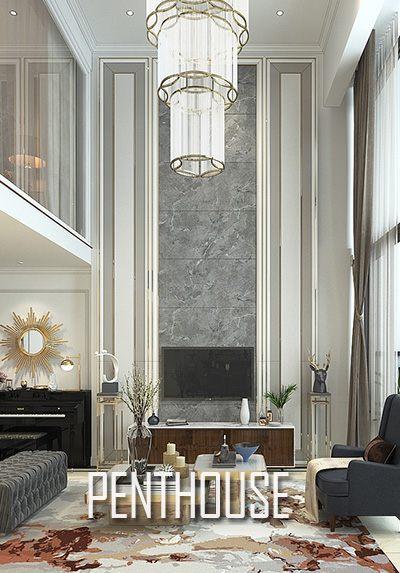 Thiết kế căn hộ Pentstudio Tây Hồ cao cấp, tinh tế, đẳng cấp