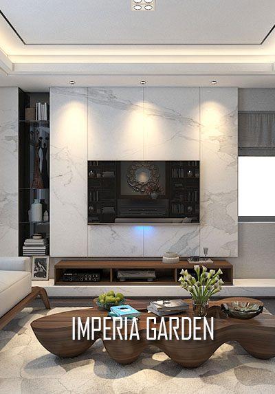 Thiết kế nội thất biệt thự Imperia Garden Nguyễn Huy Tưởng