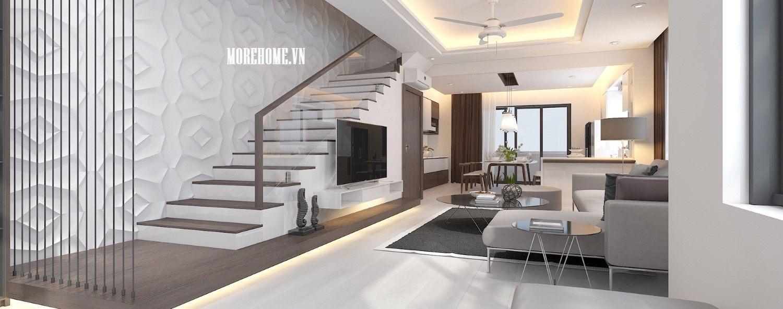 Thiết kế nội thất biệt thự Vinhomes Thăng Long - Chị Vân