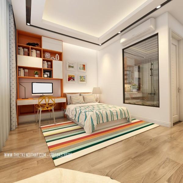 Thiết kế nhà đất với phong cách hiện đại