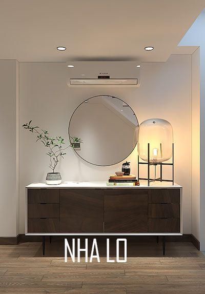 Thiết kế nội thất nhà ống, nhà mặt phố An Dương vẻ đẹp tinh tế