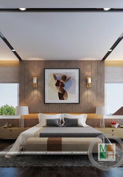 Phòng ngủ master+