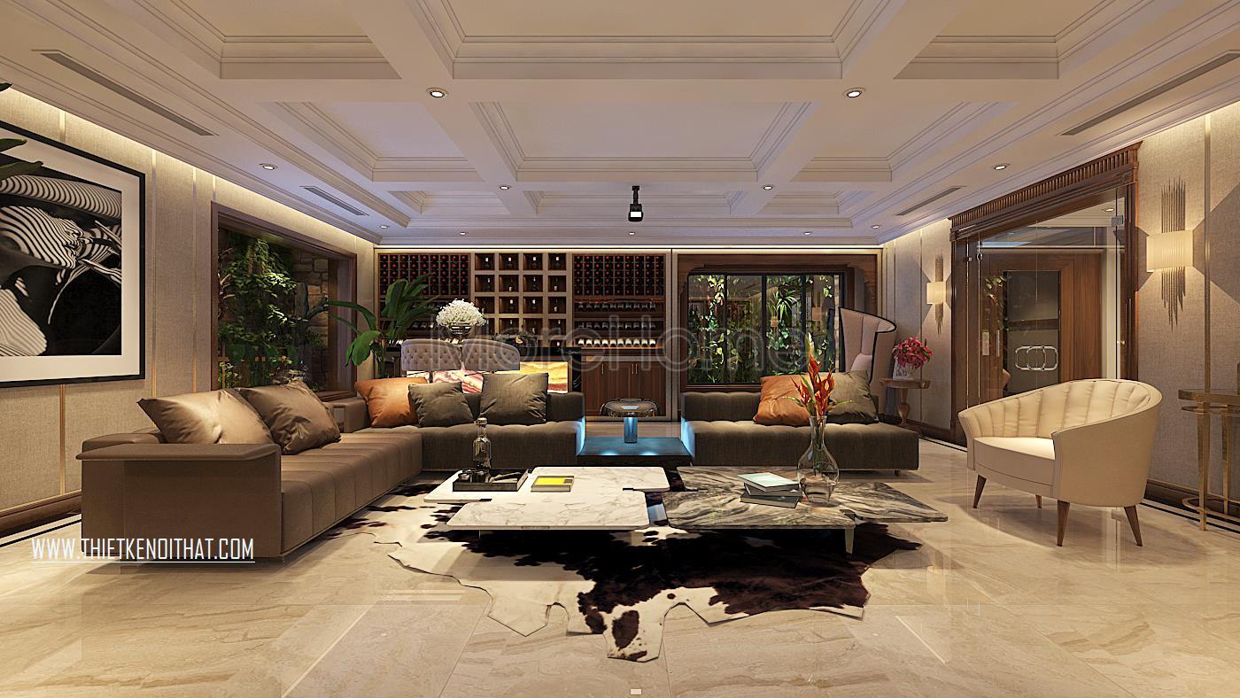 Thiết kế biệt thự Vinhomes GreenBay