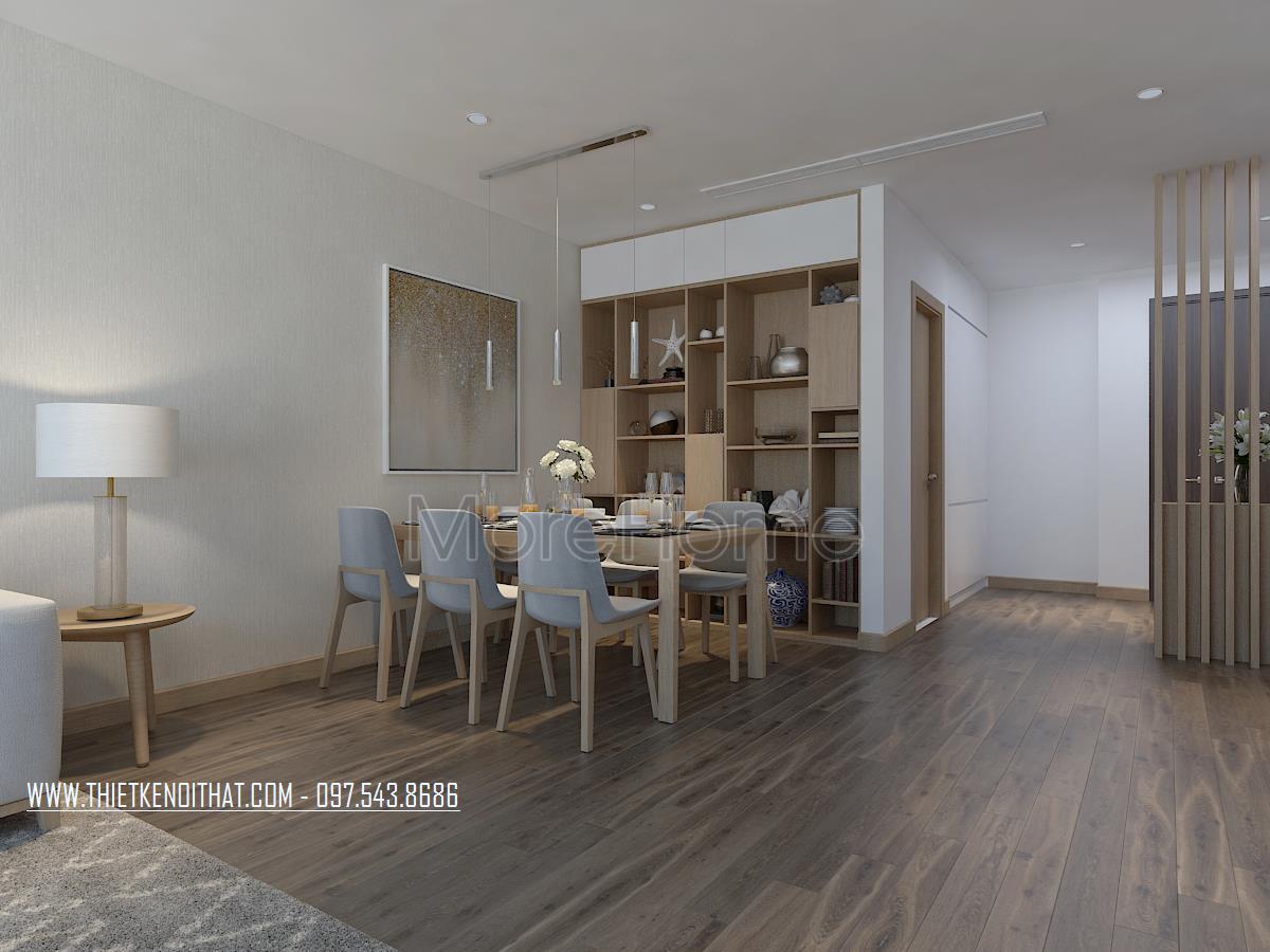 Thiết kế nội thất chung cư Sun City Ancora