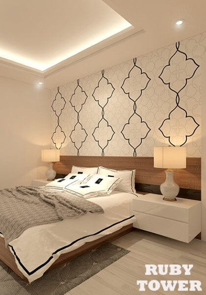 Thiết kế chung cư hiện đại tại Ruby Tower - Chị Chinh