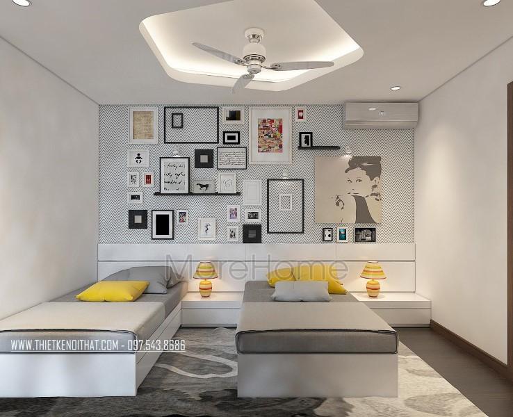 Lựa chọn phong cách trang trí nội thất phòng ngủ khách sạn đẹp