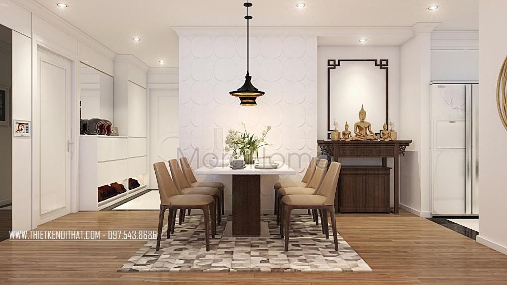 Thiết kế nội thất chung cư ParkHill Hiện đại
