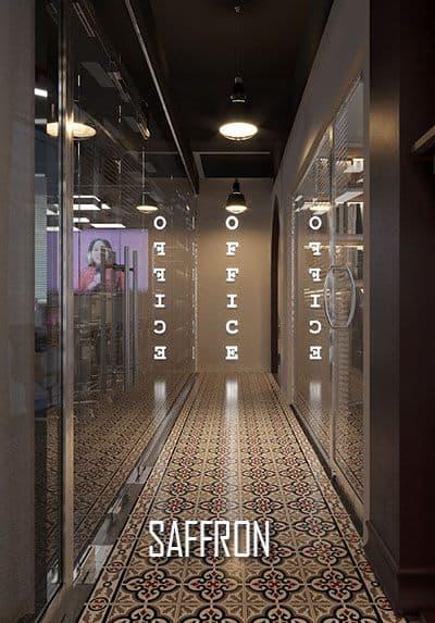 Thiết kế văn phòng cao cấp SAFFRON