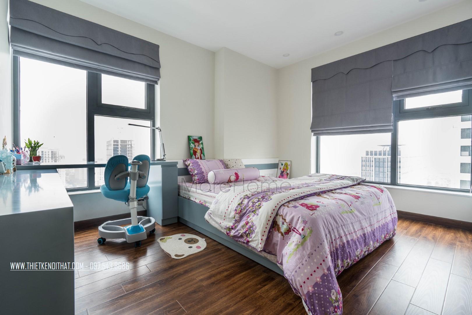 Thiết kế và thi công nội thất chung cư An Bình