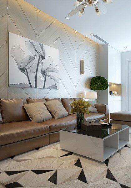 Thiết kế nội thất nhà riêng - chị Trà