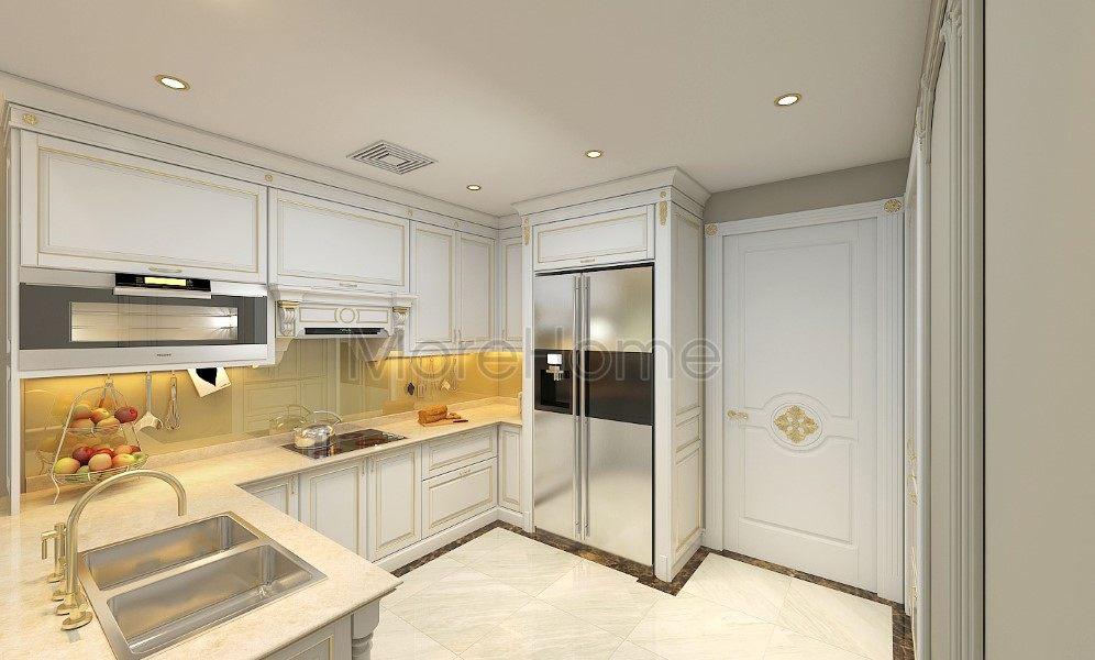 Thiết kế căn hộ Gold View - Quận 4