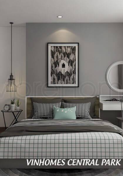 Thiết kế căn hộ cao cấp chung cư Vinhomes phong cách Scandinavian