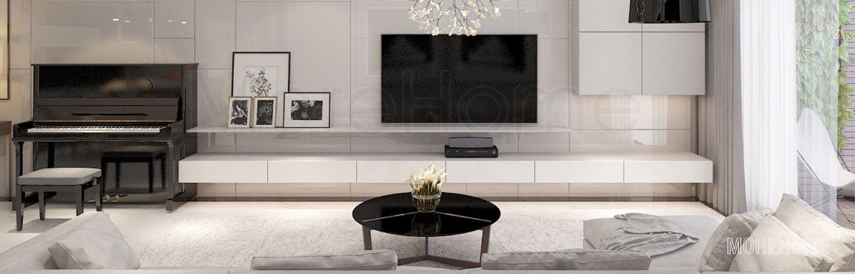 Thiết kế nội thất chung cư Mandarin Garden Hòa Phát - Mr Trung