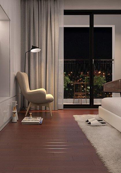 Trang trí nội thất căn hộ chung cư Royal City sang trọng hiện đại- Chị Hà
