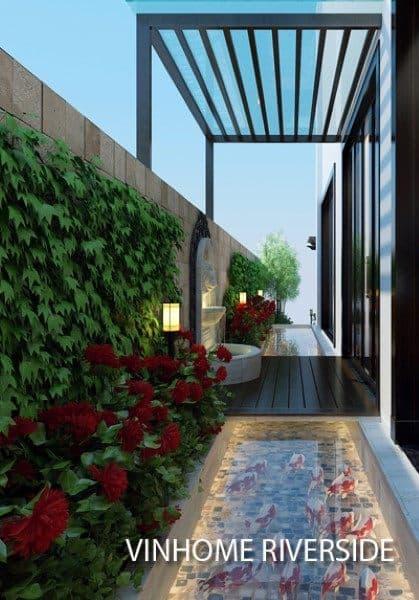 Thiết kế nội thất biệt thự VinHomes RiverSide sang trọng, quý phái - Chị Lê - Biệt thự Hoa Lan