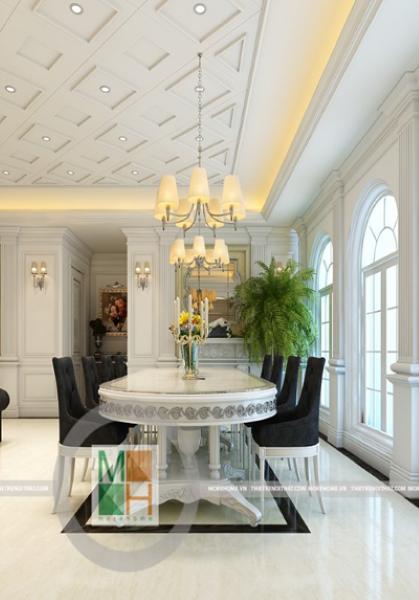 Thiết kế nội thất nhà phố Tôn Đức Thắng - Chị Nhung