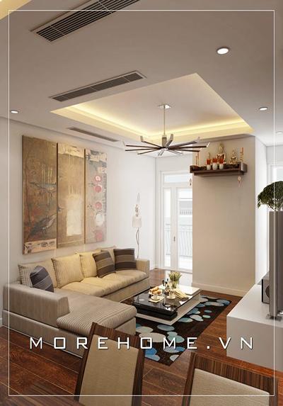 Mẫu thiết kế bàn thờ chung cư đẹp được ưa chuộng năm 2021 - 2022