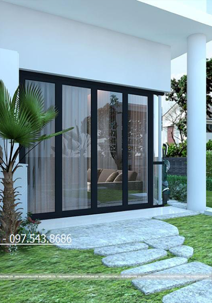 Thiết kế nội thất biệt thự hiện đại Gamuda Garden