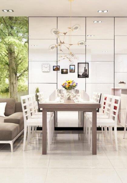 Thiết kế nội thất căn hộ Chung Cư Cao Cấp Carina Plaza Anh Hào