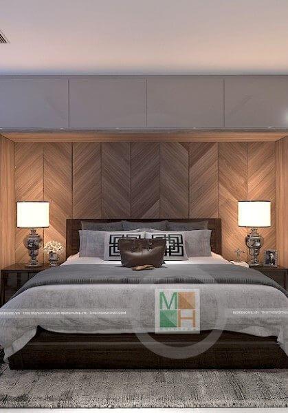 Thiết kế nội thất căn hộ chung cư 249A Thụy khuê - Anh Hùng sang trọng