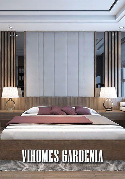 Thiết kế nội thất chung cư Vinhome Gardenia - Anh Cường