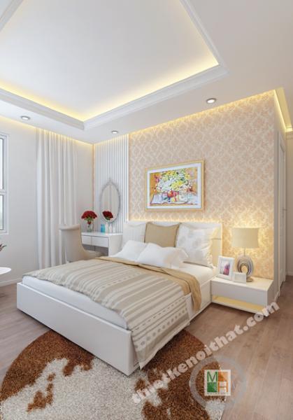 Thiết kế nội thất căn hộ chung cư SunRise City Central Sài Gòn W1, 120m2