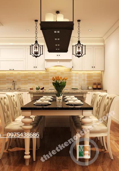 Thiết kế chung cư cao cấp tại Mandarin Garden Hòa Phát - Anh Tùng