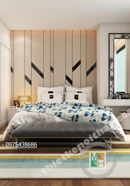 Thiết kế nội thất chung cư Royal City R5 - Nhà Anh Dũng