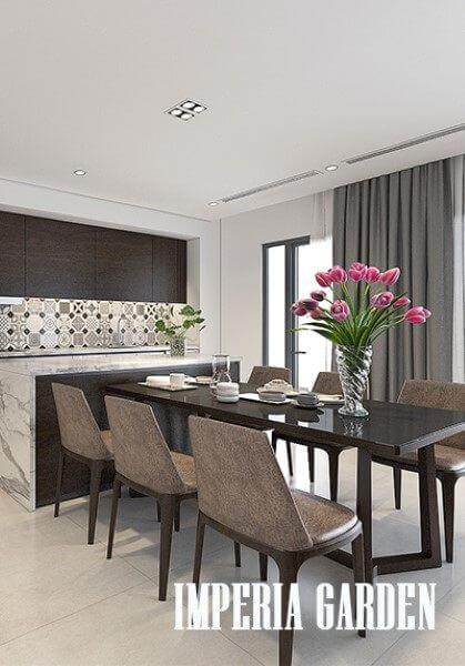 Thiết kế nội thất chung cư hiện đại IMPERIA GARDEN