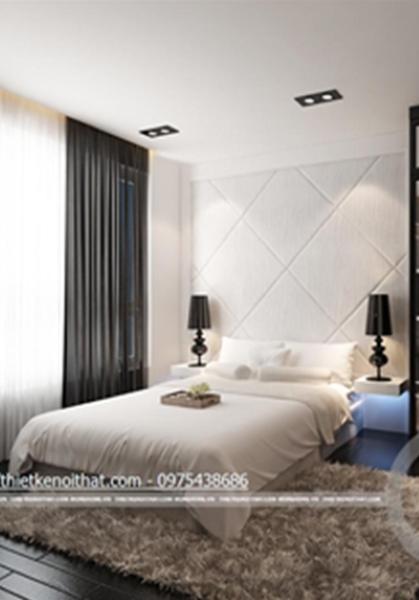 Thiết kế nội thất chung cư TimesCity - Anh Việt Anh