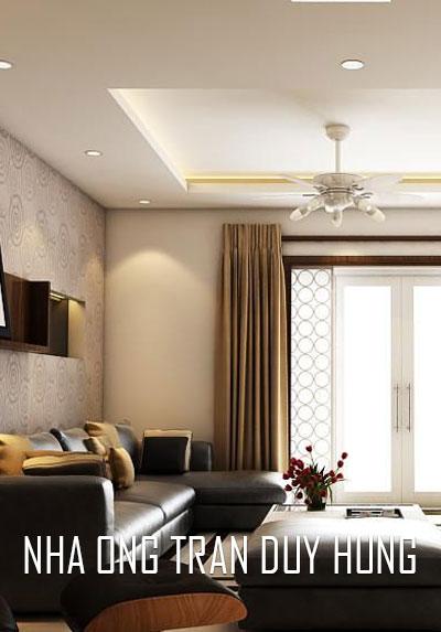 Thiết kế nội thất nhà ống hiện đại, đẹp - tại Trần Duy Hưng, Cầu Giấy Hà Nội.