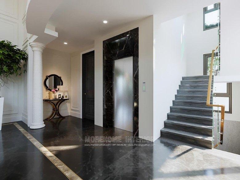 Thiết kế nội thất biệt thự Vinhomes Imperia Hải Phòng