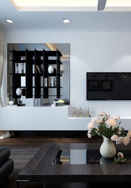Thiết kế nội thất chung cư cao cấp Mandarin Garden trường phái hiện đại