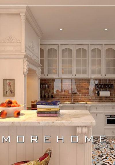 Chiêm ngưỡng 30 mẫu thiết kế nội thất phòng bếp đẹp nhất hiện nay